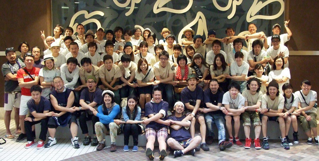 東北復興支援イベント『ツナゲル 所沢⇔東日本』