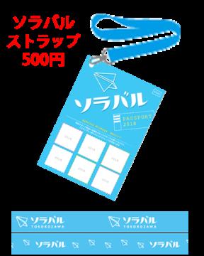 所沢ソラバル 2018